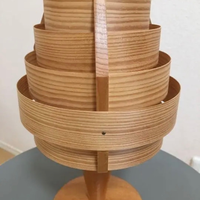 ACTUS(アクタス)のJAKOBSSON LAMP ヤコブソンランプ テーブル照明 インテリア/住まい/日用品のライト/照明/LED(テーブルスタンド)の商品写真