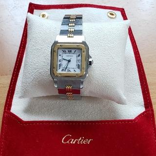 Cartier - Cartier サントス・スクエアゴドロン