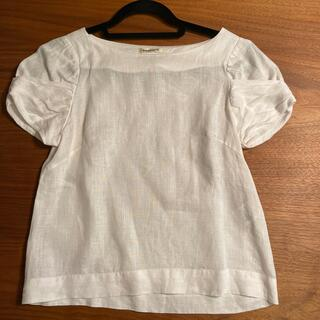 ローズバッド(ROSE BUD)のROSE BUD  トップス(シャツ/ブラウス(半袖/袖なし))