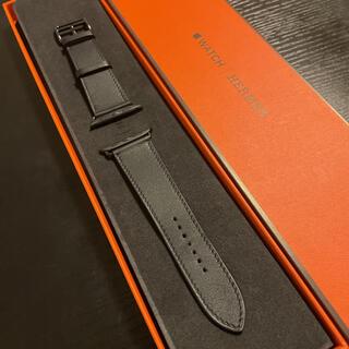アップルウォッチ(Apple Watch)のApple Watch エルメス シンプルトゥール アップルウォッチ 44mm(レザーベルト)