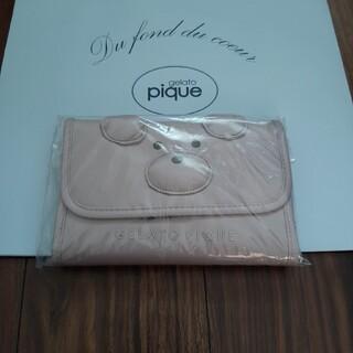 gelato pique - 新品タグ付き!未開封!ジェラートピケ ベア 母子手帳ケース Sサイズ ジャバラ