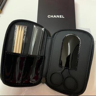 CHANEL - シャネル ネイルケアセット 新品未使用