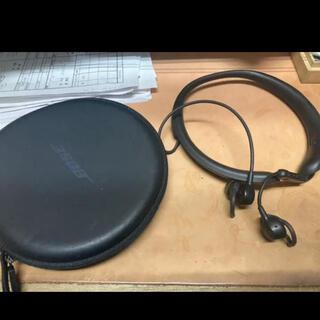 ボーズ(BOSE)のBOSE QuietControl 30 QC30 ノイズキャンセラー(ヘッドフォン/イヤフォン)