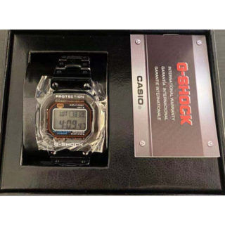 CASIO - G-SHOCK GMW-B5000TFC  G-SHOCK GMW B5000G
