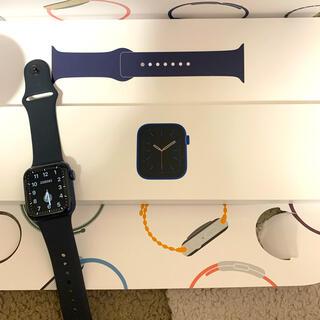 Apple Watch - アップルウォッチ6 セルラーモデル40mm