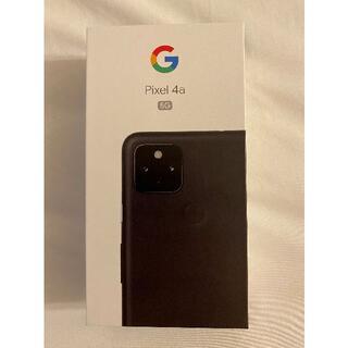 Google pixel 4a 5g ブラック