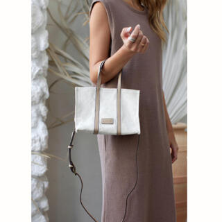 room306 CONTEMPORARY - Handle Leather Campus Mini Bag