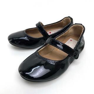 ランバン(LANVIN)のランバン フォーマル 子ども靴 女の子 ガール ストラップ フラットシューズ(ハイヒール/パンプス)