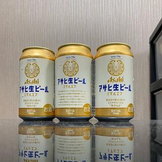 アサヒ(アサヒ)のアサヒ生ビール『マルエフ』350ml × 3缶(ビール)