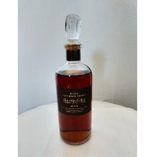 ニッカウイスキー(ニッカウヰスキー)のニッカ樽出しブランデー原酒(ブランデー)