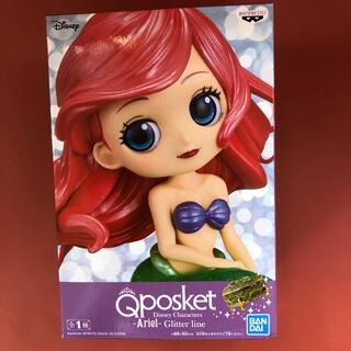 Qposket  -Ariel-Glitter line アリエル フィギュア
