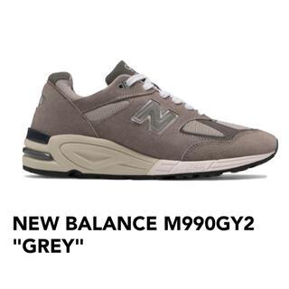 New Balance - ニューバランスオンライン購入M990GY2 US11 29cm wtaps