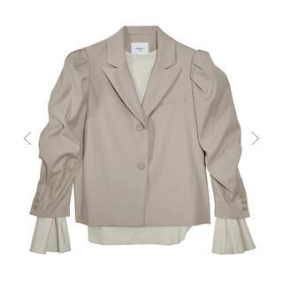 Ameri VINTAGE - 新品 ameri vintage 新作 ジャケットセットフレアシャツ