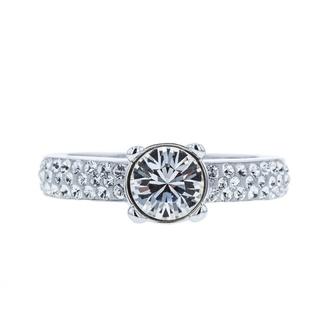 SWAROVSKI - スワロフスキー リング 指輪 レディース 美品