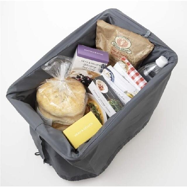 DEAN & DELUCA(ディーンアンドデルーカ)の未使用🌟DEAN&DELUCA レジかごバッグ レディースのバッグ(エコバッグ)の商品写真