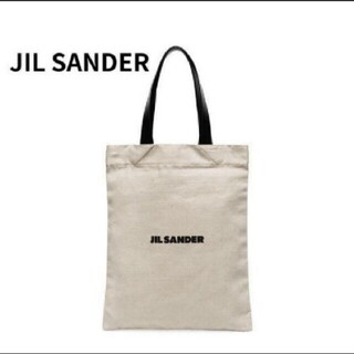 ジルサンダー(Jil Sander)の新品未使用 ジルサンダー キャンバス トートバッグ(トートバッグ)