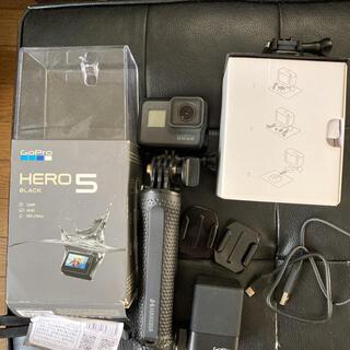 GoPro - GoPro HERO5 BLACK ‼️三脚自撮り棒‼️ゴープロ5