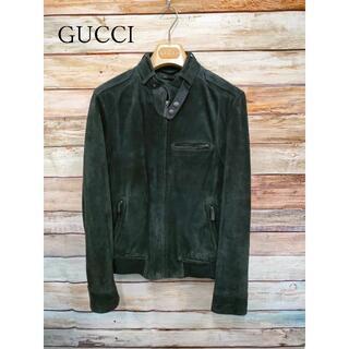 グッチ(Gucci)のnaru様専用 GUCCI トムフォード期 メンズ ライダースジャケット 44(レザージャケット)