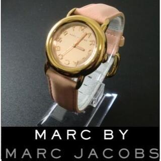マークバイマークジェイコブス(MARC BY MARC JACOBS)の【稼働品】マークバイマークジェイコブス レディース腕時計(腕時計)