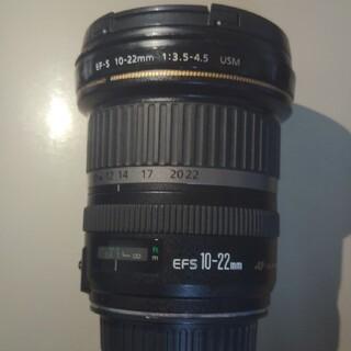 Canon - Canon EF-S 10-22mm F/3.5-4.5 USM レンズ