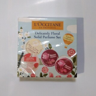 ロクシタン(L'OCCITANE)のLOCCITANE Solid Perfume Set(香水(女性用))