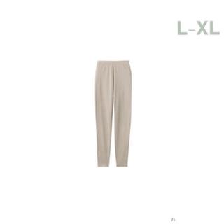 ムジルシリョウヒン(MUJI (無印良品))の無印良品    締め付けの少ない レギンスパンツ  婦人L~XL2点(レギンス/スパッツ)