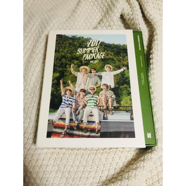 防弾少年団(BTS)(ボウダンショウネンダン)のBTS サマパケ 2017 エンタメ/ホビーのCD(K-POP/アジア)の商品写真