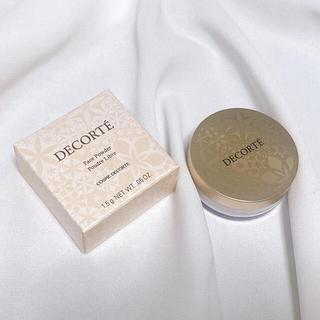COSME DECORTE - 【新品】コスメデコルテ フェイスパウダー00