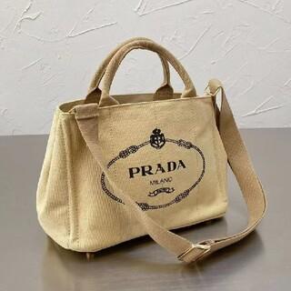 PRADA - 4色人気可愛いプラダPRADAトートバッグ