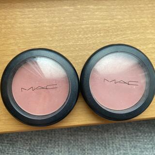マック(MAC)のM・A・C Powder Blush 2色セット(チーク)