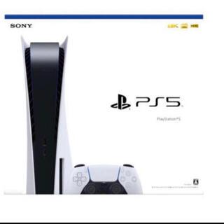 SONY - 品 PlayStation 5 CFI1000  本体  ディスクドライブ搭載
