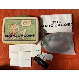 マークジェイコブス(MARC JACOBS)のマークジェイコブス スヌーピー ショルダーバッグ(ショルダーバッグ)