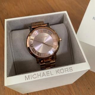 マイケルコース(Michael Kors)のマイケルコース 腕時計 ピンクゴールド(腕時計)