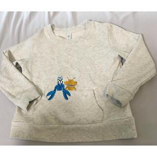 グラニフ(Design Tshirts Store graniph)のグラニフ ウルトラ怪獣 110cm トレーナー(Tシャツ/カットソー)