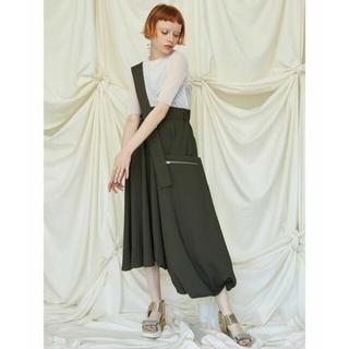 ENFOLD - UN3D. ポケットバルーンスカート