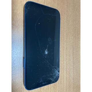 Apple - 【ジャンク品】iPhone12 ブルー 64GB SIMフリー