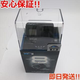 ゴープロ(GoPro)の新品 GoPro HERO 8 BLACK (ビデオカメラ)