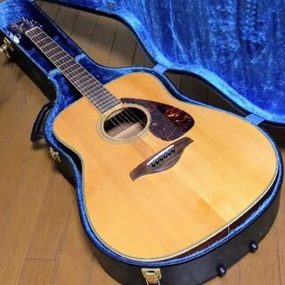 ヤマハ(ヤマハ)の美品 YAMAHA FG-720S ヴィンテージ アコースティックギター(アコースティックギター)