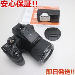 フジフイルム(富士フイルム)の新品同様 FinePix SL1000 ブラック (コンパクトデジタルカメラ)