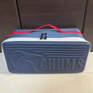 CHUMS - CHUMSチャムス  ブービーマルチハードケースL【2Tone Navy】