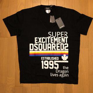 ディースクエアード(DSQUARED2)のディースクエアード2  Tシャツ 未使用❗️(Tシャツ/カットソー(半袖/袖なし))