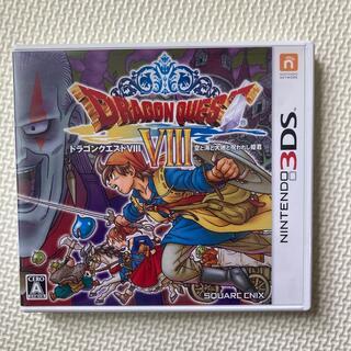 ニンテンドー3DS(ニンテンドー3DS)のドラゴンクエストVIII 空と海と大地と呪われし姫君(家庭用ゲームソフト)
