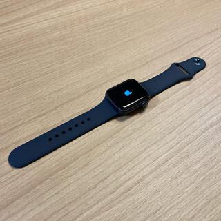 Apple Watch - 【未使用】Apple Watch SE(GPSモデル)40mm スペースグレー