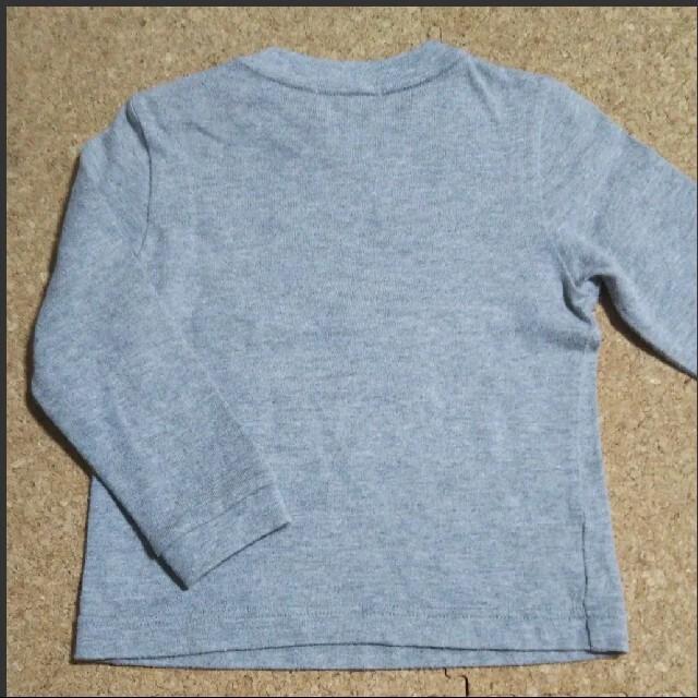 familiar(ファミリア)のファミリア カットソー キッズ/ベビー/マタニティのキッズ服男の子用(90cm~)(Tシャツ/カットソー)の商品写真