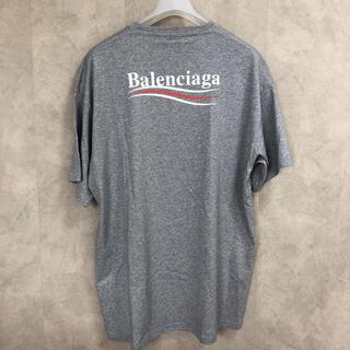 Balenciaga - BALENCIAGA バレンシアガ クルーネックTシャツ