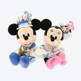 Disney - ディズニーシー 20周年 ぬいぐるみ