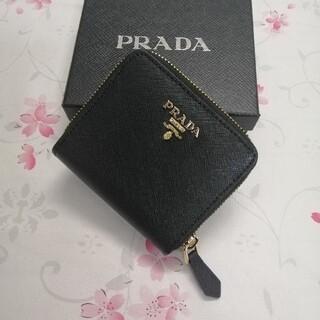 PRADA - 即納♬【限定価格】さいふ 美品✿プラダ✿ 折り財布☆コインケース☆