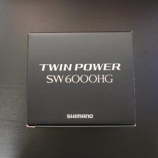 SHIMANO - 【新品】シマノ  21 ツインパワーSW 6000HG