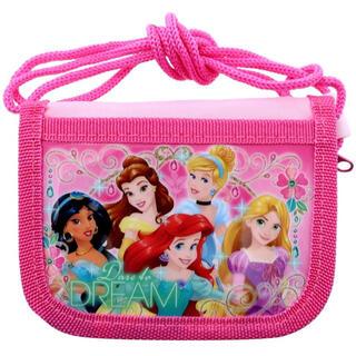 ディズニー(Disney)のディズニープリンセス 子供用財布(財布)
