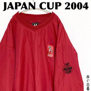 サンタモニカ(Santa Monica)の希少★ジャパンカップ 2004 ナイロンジャケット JRA (ナイロンジャケット)